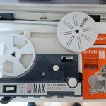 Filmprojector CineMax K6 8 + super 8